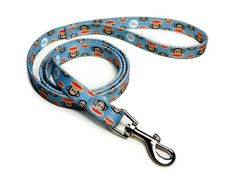 Paul Frank Dog Leash Signature Julius Blue Large ** More info could be found at the image url.(This is an Amazon affiliate link and I receive a commission for the sales)