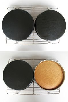 Tutorial : Chiffon cake