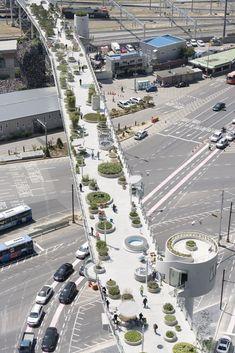 Galería de Seúl transforma autopista abandonada en jardín elevado con más de 24 mil plantas - 2
