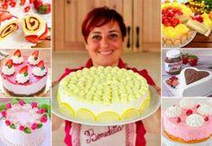 CRESPELLE CON ZUCCHINE E RICOTTA | Fatto in casa da Benedetta Cheesecake Cake, Biscotti, Food Illustrations, Afternoon Tea, Food Pictures, Italian Recipes, Love Food, Chocolate Cake, Buffet