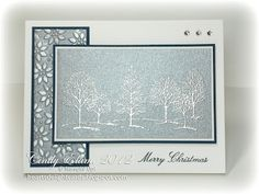 Heart's Delight Cards: Christmas in May
