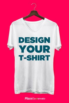 a566feaa Create a T-Shirt Mockup in Seconds! Start Now with Our Customizable  Templates!