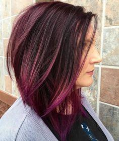 60 Coupes Pour Cheveux Mi-longs Que Vous Allez Adorer! | Coiffure simple et…