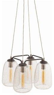 Ving Pendant - contemporary - pendant lighting - by Masins Furniture
