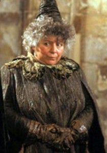 Madam Professor Pomona Sprout year  Head of Hufflepuff House and Professor of Herbology at Hogwarts School of Witchcraft and Wizardry