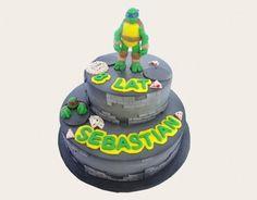 Nr6. Tort dwupoziomowy Żółwie Ninja