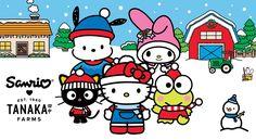 Hello Holidays at Tanaka Farms