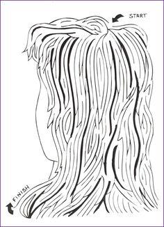 doolhof Sterkste Man in Israel (Simson) Bible Activities For Kids, Bible Crafts For Kids, Sunday School Activities, Bible Lessons For Kids, Church Activities, Sunday School Lessons, Sunday School Crafts, Samson Craft, Children's Church Crafts