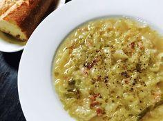 どうしてこのキャベツスープ、コンソメなしでこんなにおいしいの?【シェフのテク】|FOOD|OTONA SALONE[オトナサローネ] | 女の欲望は おいしく。賢く。美しく。