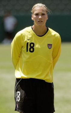 u16 young hope solo | PHOTOS: Soccer Star Hottie Hope Solo Will Pose Nude For ESPN