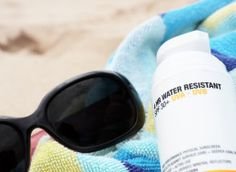 Applying sunscreen is essential to protect your skin from the strong summer sun. Unfortunately, the chemical Avobenzone found in many sunscreen lotions can cause stubborn rust stains on clothing when it interacts with water.
