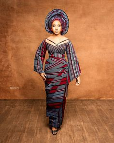 Latest African Fashion Dresses, African Print Dresses, African Wear, African Dress, African Girl, Ankara Fashion, African Prints, Aso Ebi Lace Styles, Latest Aso Ebi Styles