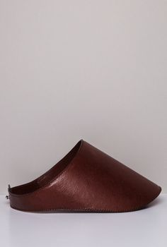 Rodebjer leather visor