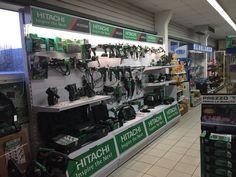 Il nostro rivenditore Molinaro Guerrino Snc di S. Daniele del Friuli (UD) condivide con noi la sua passione per i prodotti Hitachi!