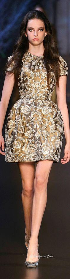 Très Haute Diva ♔ Ralph & Russo Fall 2015 Couture