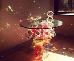 Sparkle Cocktail Table - http://tiwib.co/sparkle-cocktail-table/ #Furniture