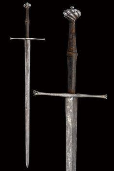 A bastard sword - by Czerny's International Auction House