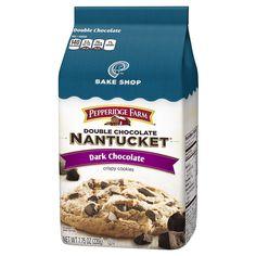 Nantucket Dark Chocolate Cookies