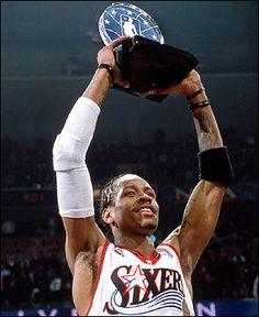 Allen Iverson, All-Star Game MVP 2001