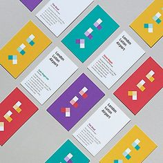Beautiful identity for the London Luton Airport