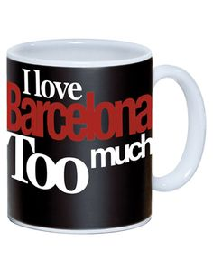 No such thing as loving Barcelona too much #Souvenir #barcelona #beautiful