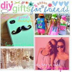DIY Birthday Gifts for Your Friend ** For more information, visit image link. #FriendshipGift