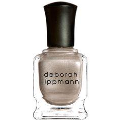 Believe Nail Lacquer | Deborah Lippmann | $18 | www.neimanmarcus.com