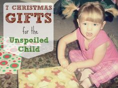 7 Christmas Gifts for the Unspoiled Child - Weed'em & Reap
