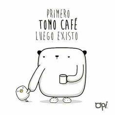 Cafe..luego existo