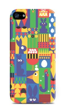 Funky Animal iPhone 5/5S Case by Asteria. Bright color case with playful color, blue, yellow, green, red, orange, purple, black and white. This case made from good material so it won't scratch your phone, and protect it from dust. Also available for iPhone 4/4s, 5c, Samsung Galaxy Note 2, 3, Samsung Galaxy S3, S4, S5, Samsung GalaxyGrand, Redmi Xiaomi 1S. http://www.zocko.com/z/JFRQr