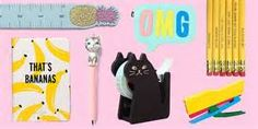 Cute school supplies for high school - Yahoo Image Search Results