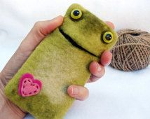 Popular items for phone case felt on Etsy