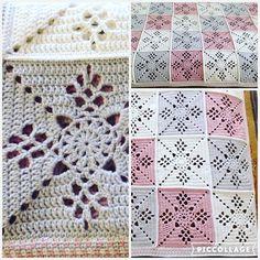 Victorian lattice motif