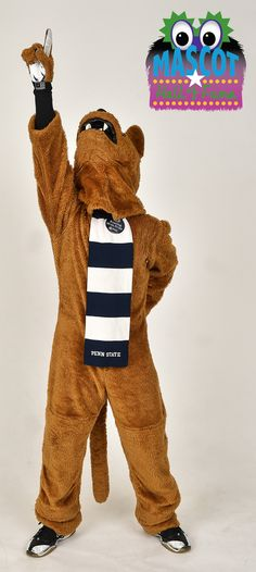 """The Nittany Lion has been nominated for a spot in the Mascot Hall of Fame. Be sure to give the """"Symbol of Our Best"""" your vote."""