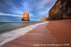 Lone Apostle - Twelve Apostles, Port Campbell, Great Ocean Road, Victoria, AUSTRALIA by Kah Kit Yoong.