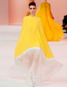 Stéphane Rolland - Haute Couture Printemps-Eté 2014 - ELLE