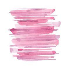 Items similar to Blush Pink Abstract Watercolor Art Print / Minimalist Wall Art for Modern Watercolor Nursery Print / Teen Girl Boho Bedroom Dorm Room Decor on Etsy Abstract Watercolor Art, Pink Abstract, Abstract Landscape, Decoration, Art Decor, Room Decor, Minimal Art, Minimalist Decor, Minimalist Kitchen