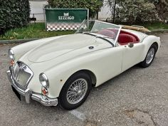 1960 MG - A 1600 Spider