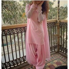 Beautiful Baby Pink Color Rayon Patiyala Suit - Patiala Suits - Suits and Dress material - Womenswear Patiala Suit Designs, Kurti Designs Party Wear, Salwar Designs, Dress Designs, Hair Designs, Pakistani Fashion Casual, Pakistani Dress Design, Indian Fashion, Indian Gowns Dresses