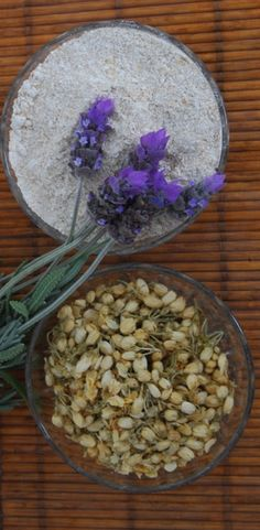 Find your serene escape for the evening with the help of this Lavender and Jasmine DIY bath tea. Be sure to have a good book and your #Serenity cone nearby for ultimate relaxation.  #Renuzit - www.renuzit.com