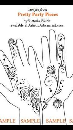 easy mehndi designs for hands,mehndi designs for feet,mehndi tattoo designs Henna Tattoo Kit, Mehndi Tattoo, Henna Tattoo Designs, Henna Tattoos, Tatoos, Beautiful Henna Designs, Simple Mehndi Designs, Henna Tutorial, Henna Body Art