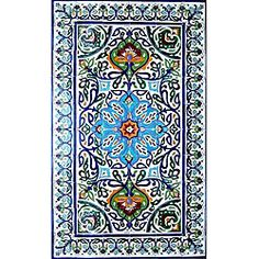 Decorative Tiles For Wall Art Architectural 'bushehr Design' 30Tile Ceramic Wall Art  Pintar