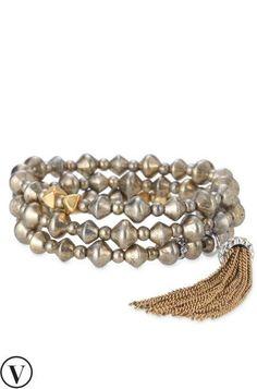 Milana Tassel Bracelet by Stella & Dot