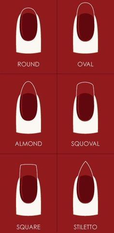 How to Shape Your Nails.