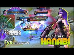 Mobile Legends: Bang Bang is a multiplayer online battle arena (MOBA) game designed for mobile phones. This channel for sharing about GamePlay from Top Globa. Alucard Mobile Legends, Online Battle, Hanabi, Game Design, Savage, Comebacks, Youtube, Youtubers
