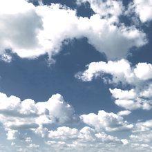 Valokuvatapetti - Clouds
