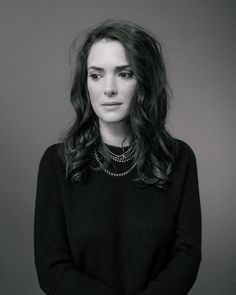 Winona Ryder by Michael David Friberg
