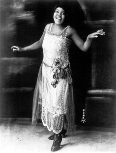 Blues singer Bessie Smith poses for a portrait circa 1925 in New York City, New York.