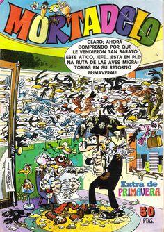 Mortadelo Época 1ª Extra Primavera 1977