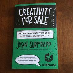 Long time IWearYourShirt fan Dave Yank enjoyed Creativity For Sale!